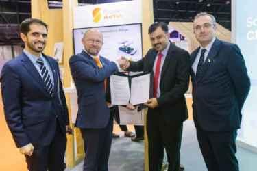 Irish-owned Solar AdTek signs agreement with Dubai-based Poweregion