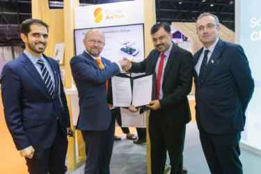 Irish-owned Solar AdTek signs agreement with Dubai-based Poweregion
